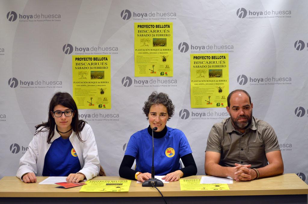La Coordinadora de Biscarrués y el sendero botánico del Galligo se alzan con el Premio 'FélixdeAzara' de la DPH