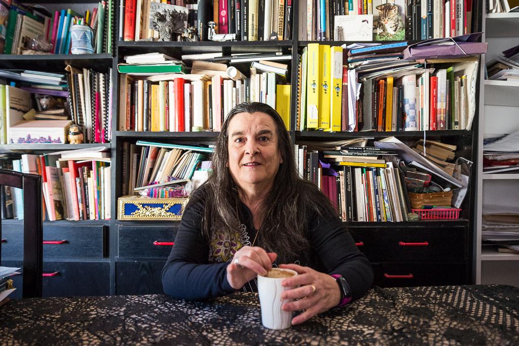 """Nieves Boj: """"Trabajamos para consensuar un modelo de ciudad justa, humanitaria y en la que podamos vivir con dignidad"""""""