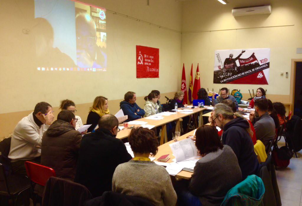 El XII Congreso del PCE en Aragón ya tiene fecha de celebración