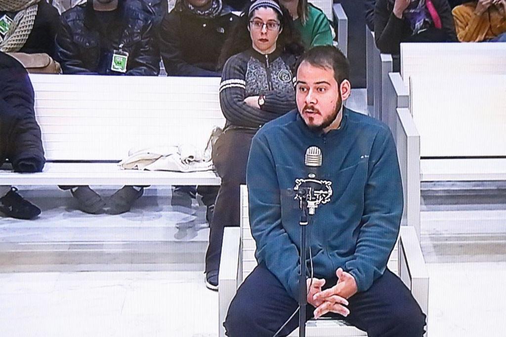 Dos años y un día de cárcel para Pablo Hasel