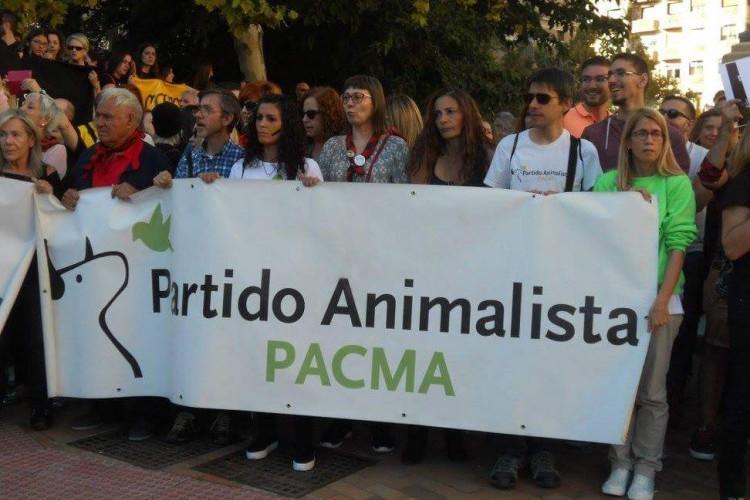 """La Junta Directiva de PACMA """"no ratifica"""" en el cargo a la coordinadora de Zaragoza y el equipo en bloque dimite"""