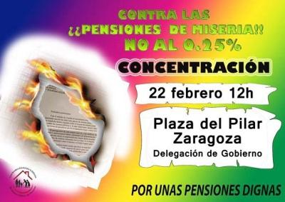 Pensiones Zaragoza