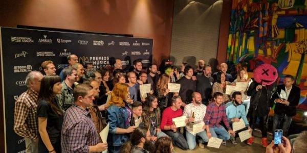 En una semana se conocerán las nominaciones de los XIX Premios de la Música Aragonesa Aragón Musical