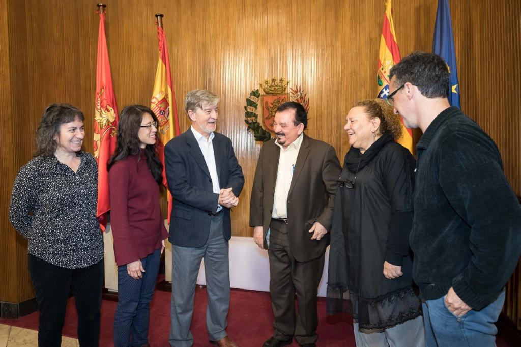 """La cooperación de Zaragoza, """"clave"""" para el sistema de salud en El Salvador y Guatemala"""