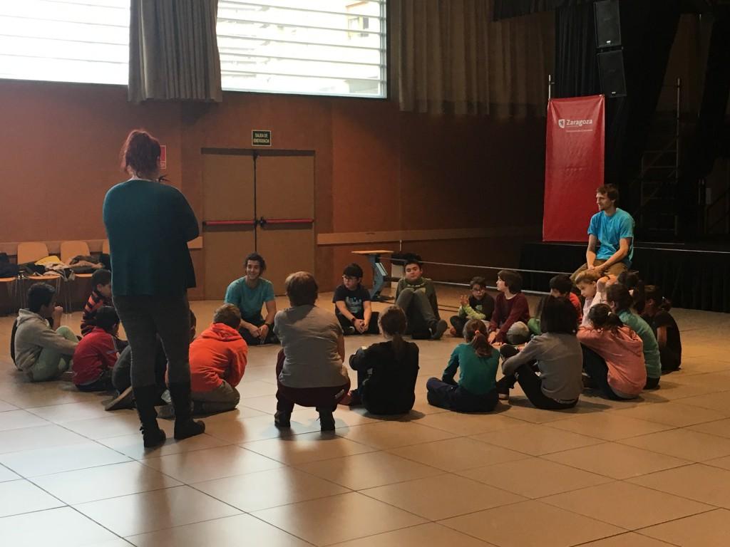La red municipal de Centros Cívicos organiza el ciclo de talleres de circo '¡Más difícil todavía!'