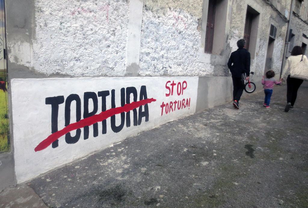 ¿Se tortura en el Estado español?