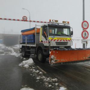 El Consorcio del Túnel de Bielsa-Aragnouet revisará el cumplimiento del contrato para el mantenimiento y gestión del túnel