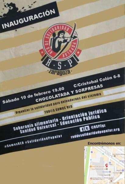 cartel INNAUGURACIÓN 2018