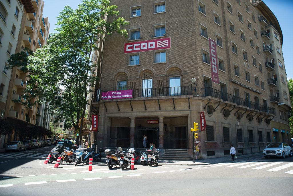 """CCOO Aragón advierte que los indicadores del IPC """"hacen necesaria la subida de salarios y pensiones"""""""