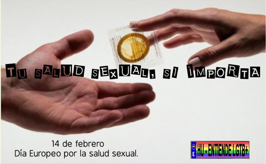 14 de febrero: Día Europeo de la Salud Sexual
