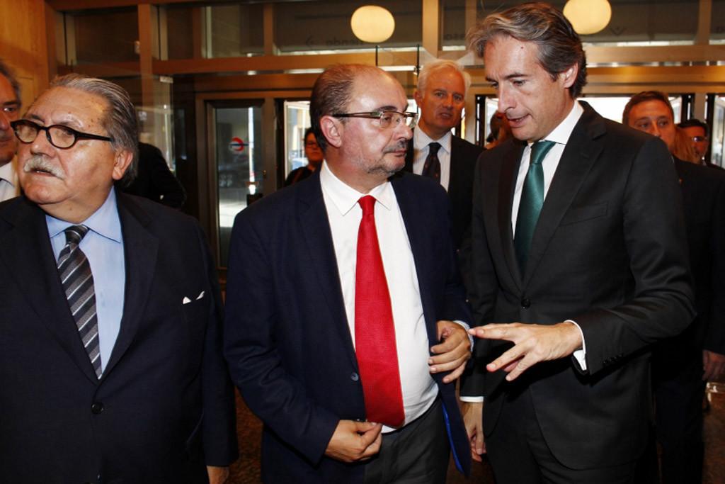 El Estado español muestra un nuevo desprecio a la red ferroviaria aragonesa evitando que pare el tren EVA