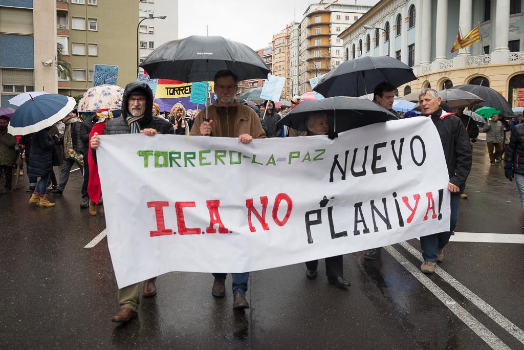 Con el ICA, la depuración en Zaragoza es insostenible