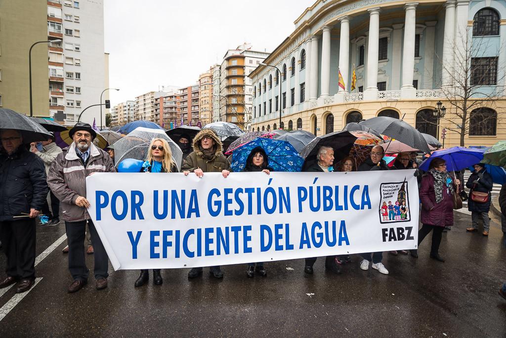 La mala gestión de la depuración en Aragón
