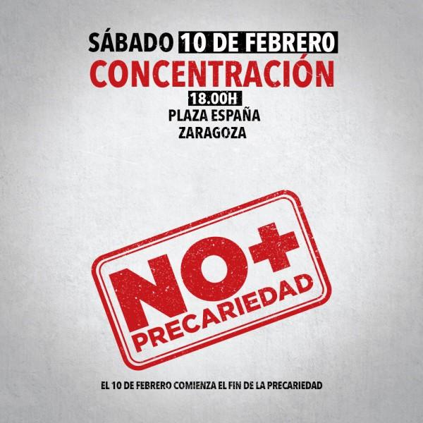 no + precariedad