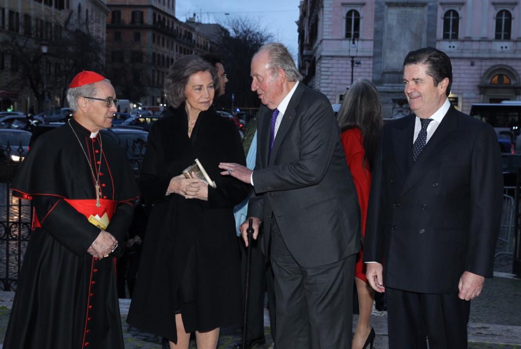 El juez archiva la pieza de las revelaciones de Corinna sobre el rey Juan Carlos