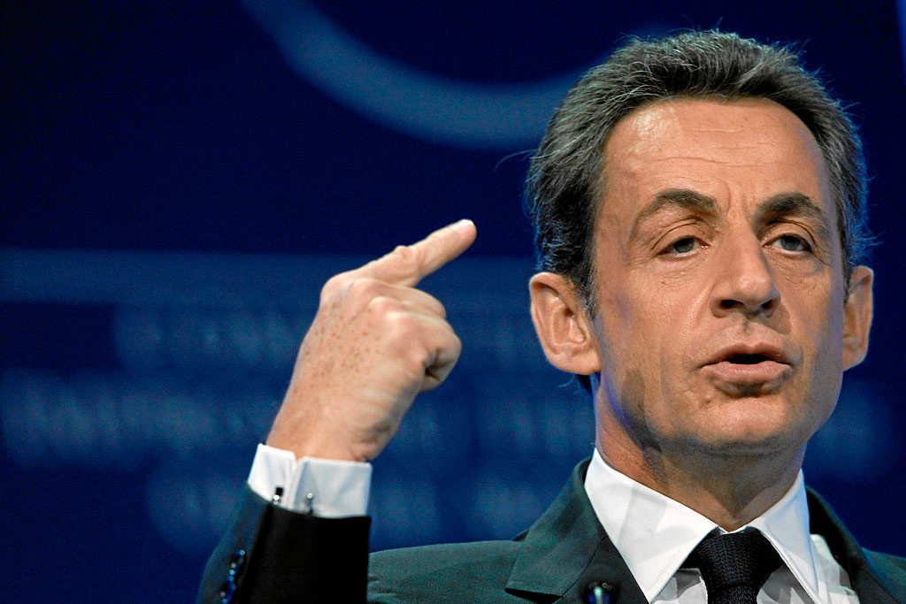 Sarkozy imputado por financiar presuntamente su campaña electoral de 2007 con dinero libio