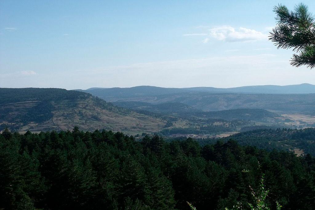 Los Montes Universales se convierten en la Zona Cero de la despoblación de la Unión Europea