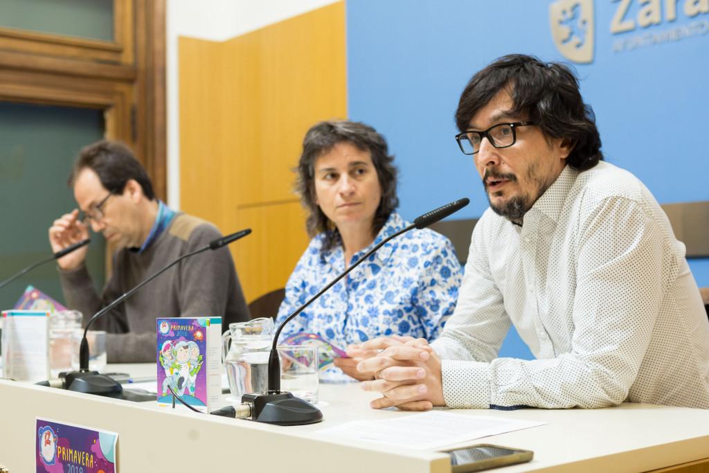El programa municipal 12 Lunas acerca nuevas propuestas de ocio juvenil a los barrios rurales de Zaragoza