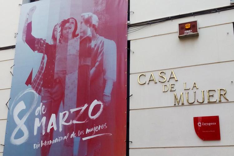 El Servicio de Igualdad programa multitud de actos en Zaragoza en torno al 8 de marzo