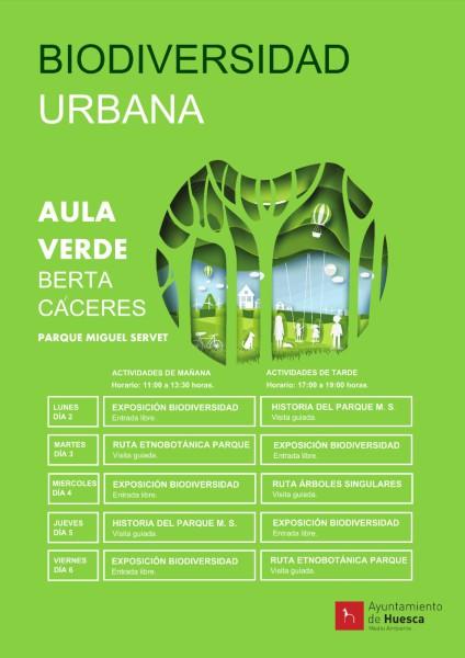 Actividades Aula Verde