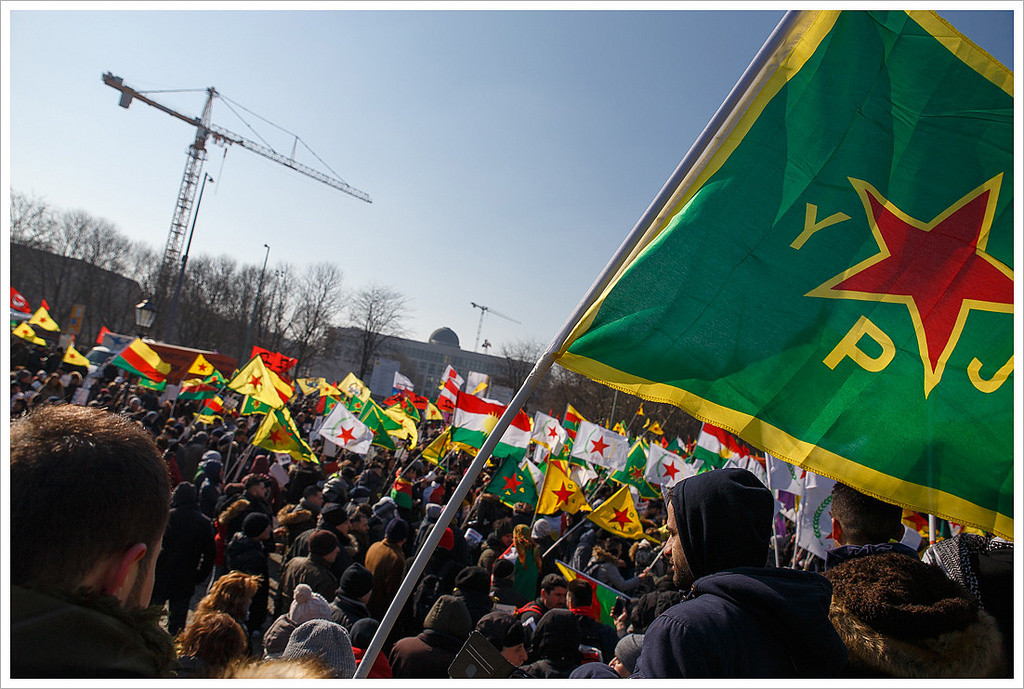 Urgente llamada internacional por Afrin