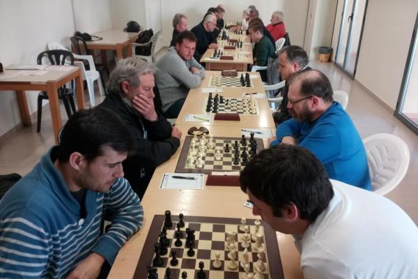 El Baix Segre de Mequinensa pierde en Bellpuig y acaba la Liga de ajedrez en puestos de descenso