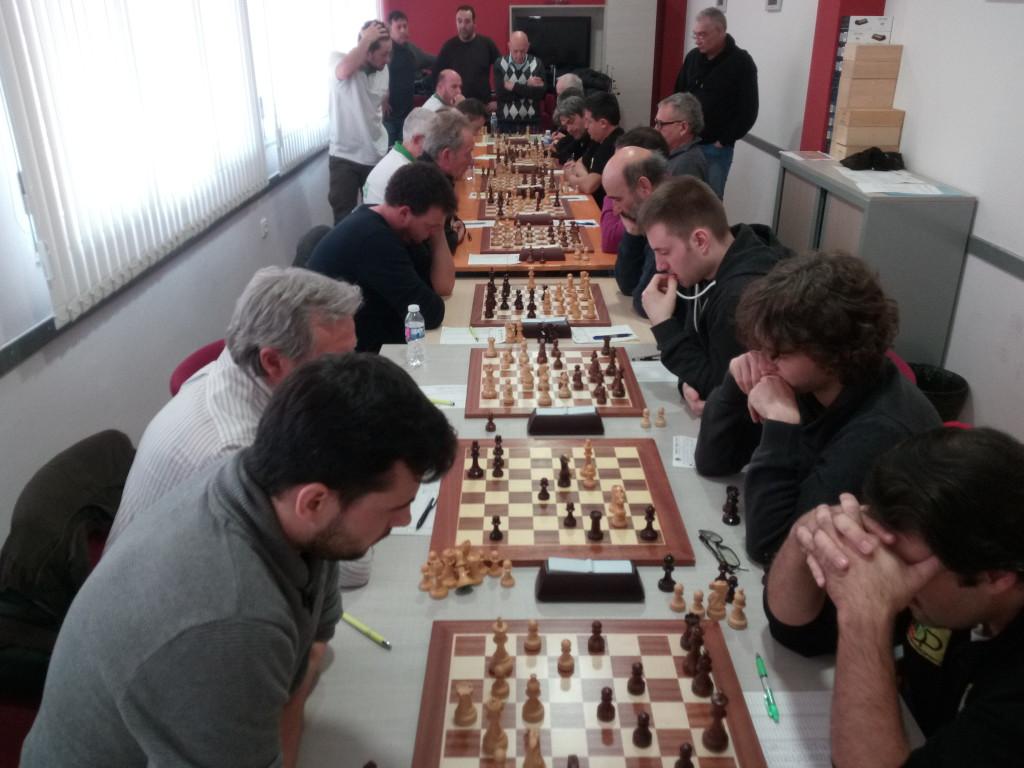 El Baix Segre de Mequinensa se jugará la permanencia en la última ronda de la preferente leridana de ajedrez