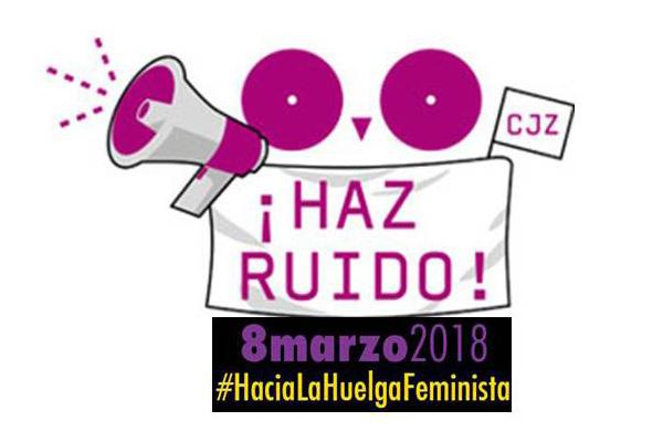 El Consejo de la Juventud de Zaragoza muestra su apoyo a la huelga feminista