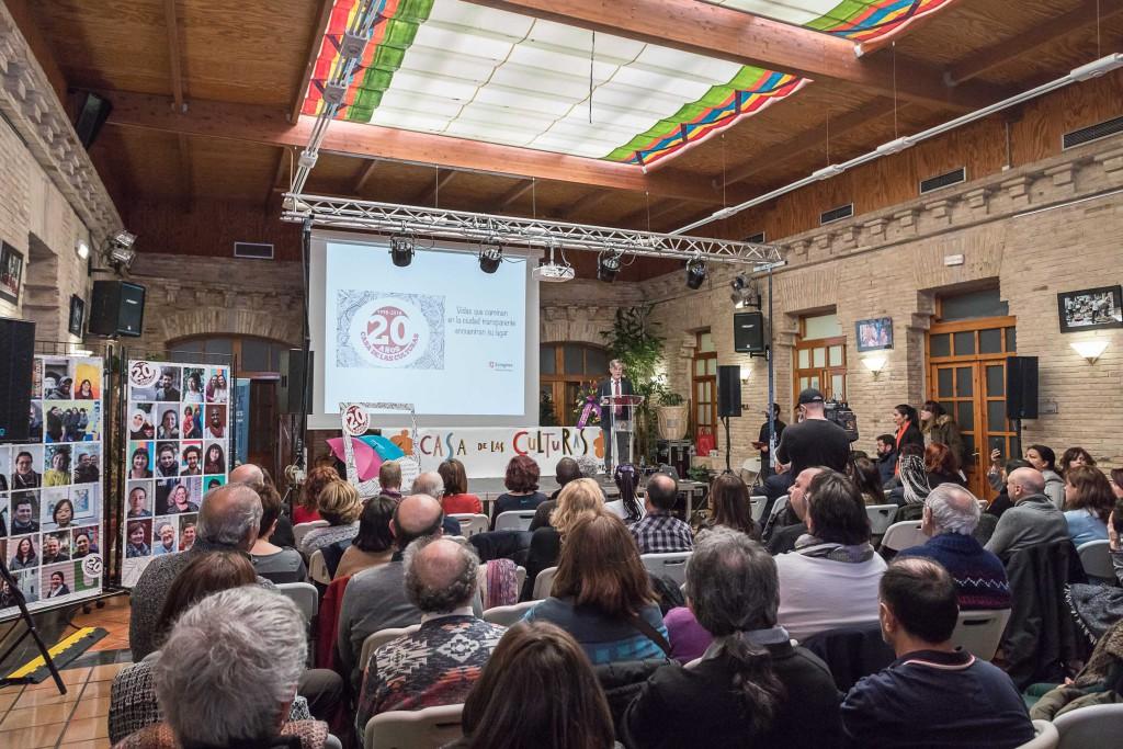 La Casa de las Culturas celebra 20 años siendo referente en la acogida e integración de las personas migrantes