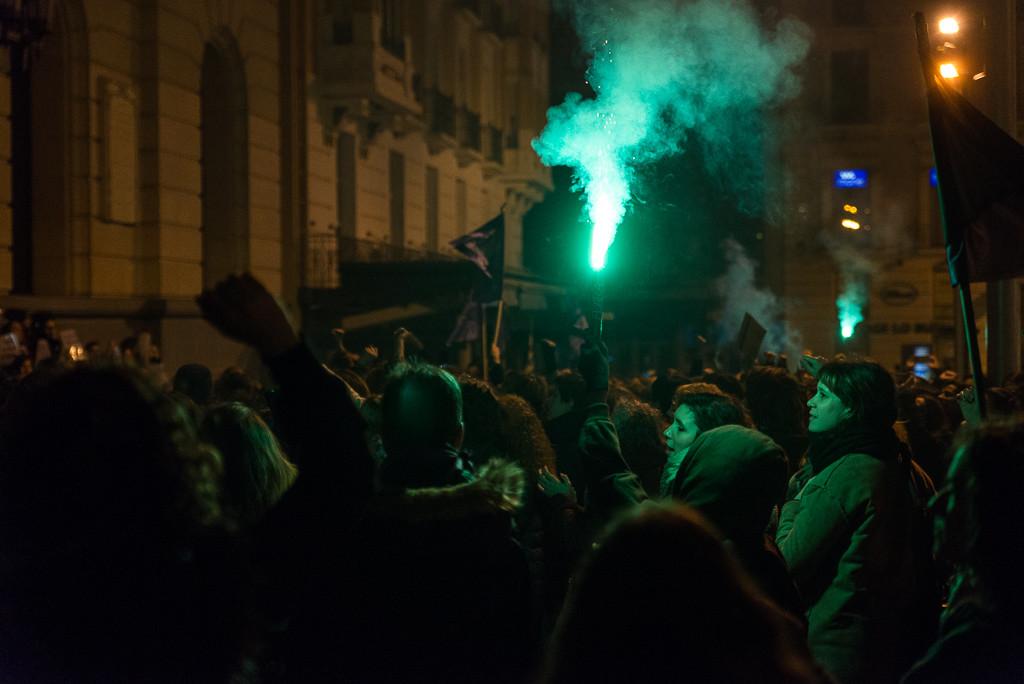 De Numancia y la Zaragoza de los Sitios a la Revolución de las Revoluciones. Feminismo o muerte.