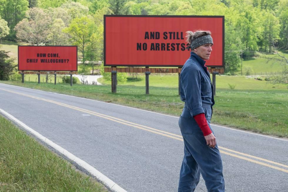 'La forma del agua' de Guillermo del Toro y la actriz Frances McDormand, protagonistas en los Oscar