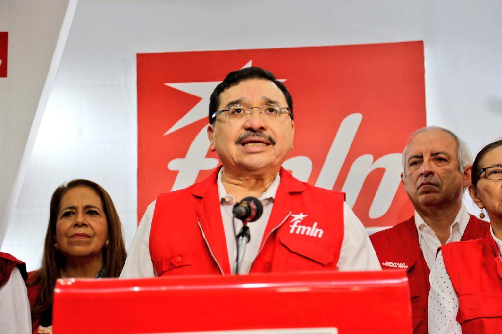 El Frente Farabundo Martí de Liberación Nacional pierde las elecciones legislativas de El Salvador