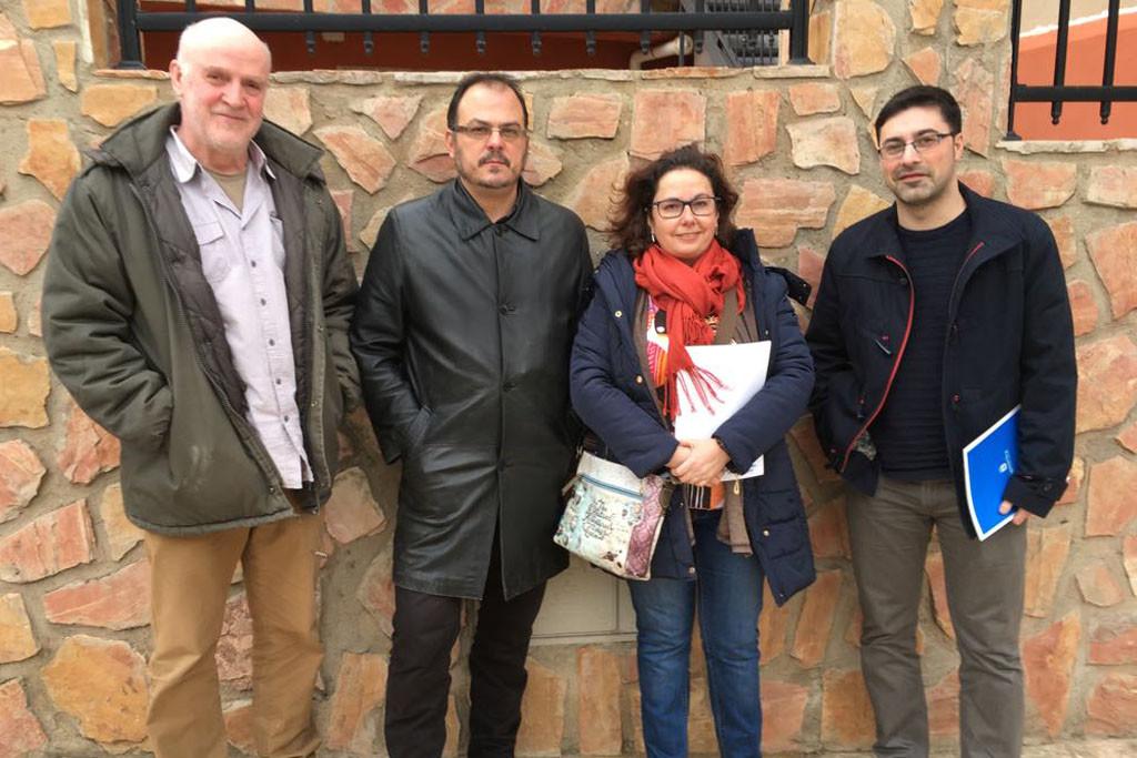 La marca Ganar en Teruel continuará pese a lo que decidan Izquierda Unida y Podemos