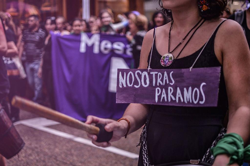Medio millar de organizaciones de la sociedad civil suman sus fuerzas a la huelga feminista