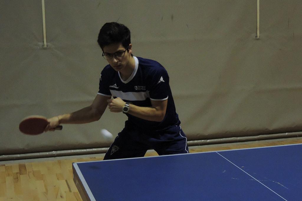 Complicados rivales para los equipos aragoneses de tenis de mesa