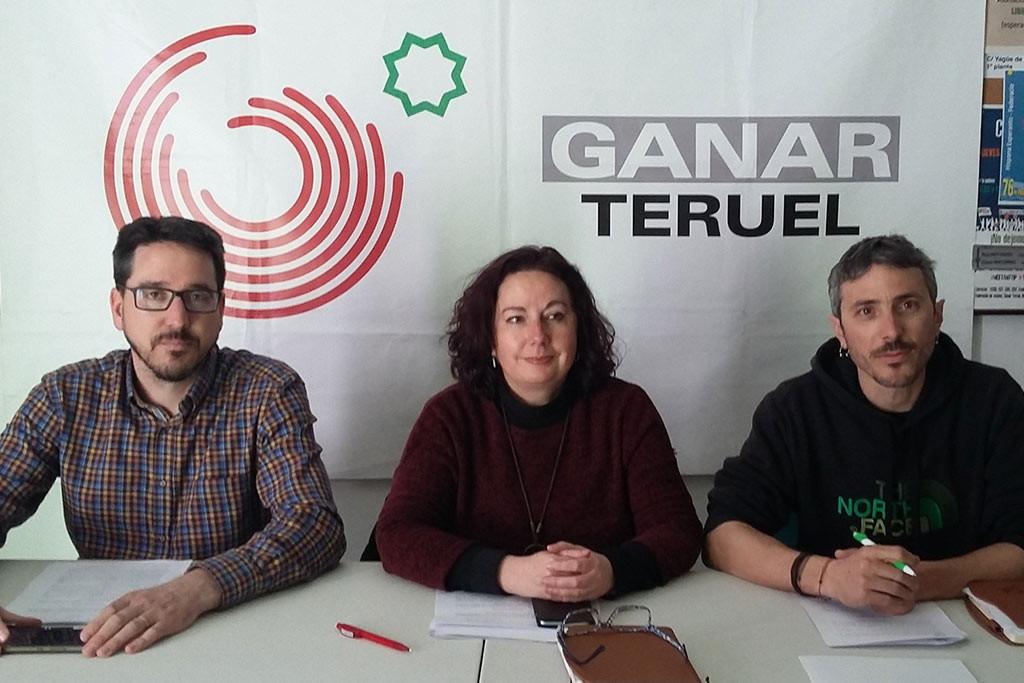 Ganar Teruel presenta una moción para exigir que el Gobierno español mejore el Sistema de Pensiones