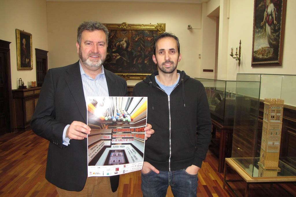 Teruel acoge el XI Encuentro de Jóvenes Percusionistas de Aragón