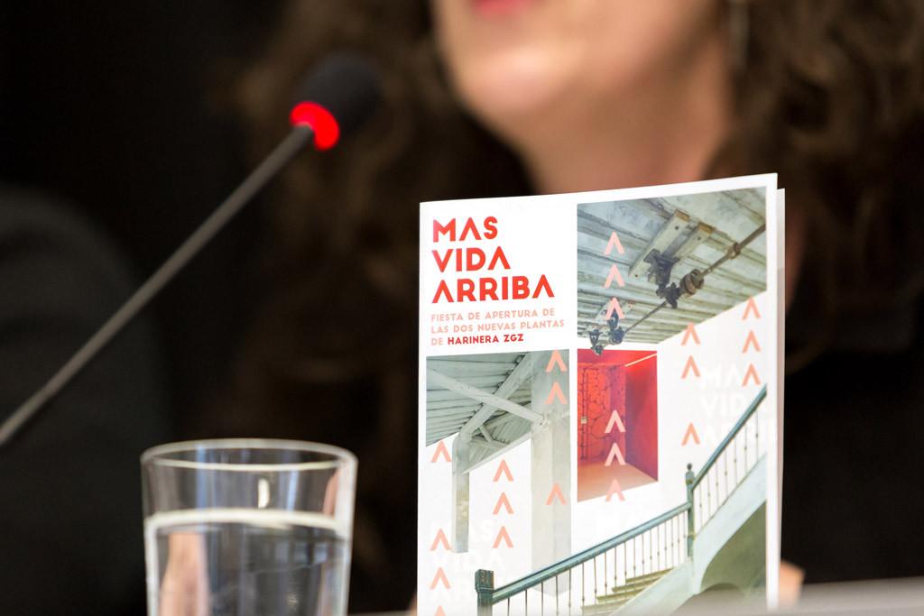 """Harinera ZGZ celebra su aniversario con el lema """"Más vida arriba"""" tras la apertura de dos nuevas plantas"""