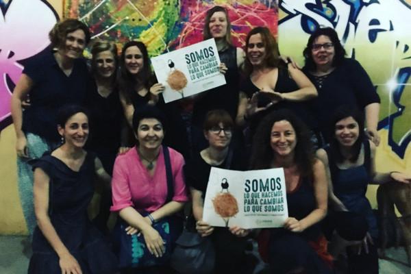 Área de Cuidados y Economía Feminista de la ESyS de Aragón.