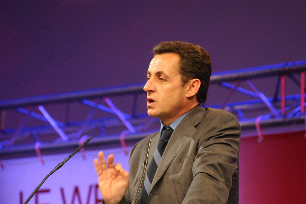 Nicolas Sarkozy bajo custodia policial por la financiación de su campaña en 2007