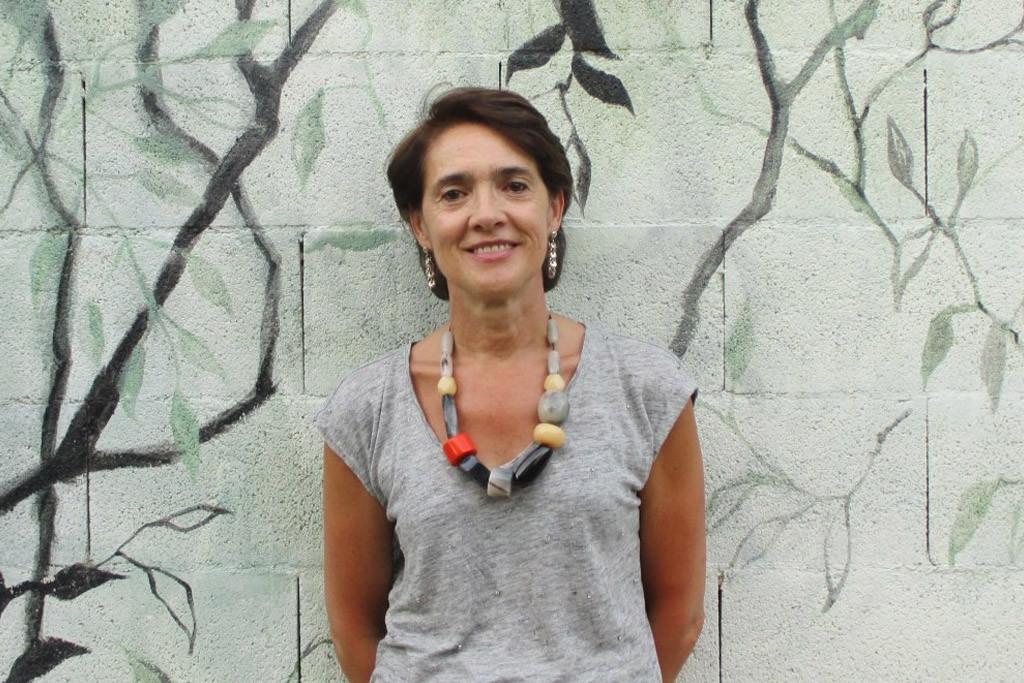 Almudena Hernando. Foto: Julia Herce