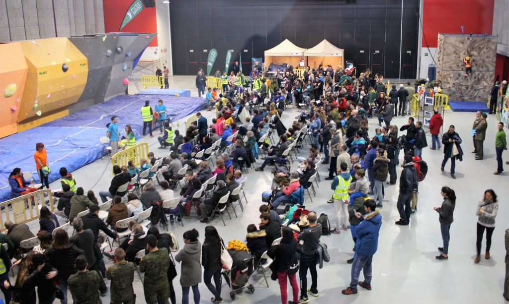 El Tour Mundial del BANFF sigue creciendo y sobrepasa ya la barrera de los 7.000 espectadores y espectadoras