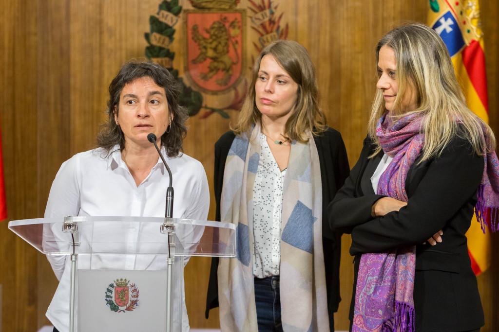 Zaragoza, ciudad comprometida con la población refugiada palestina