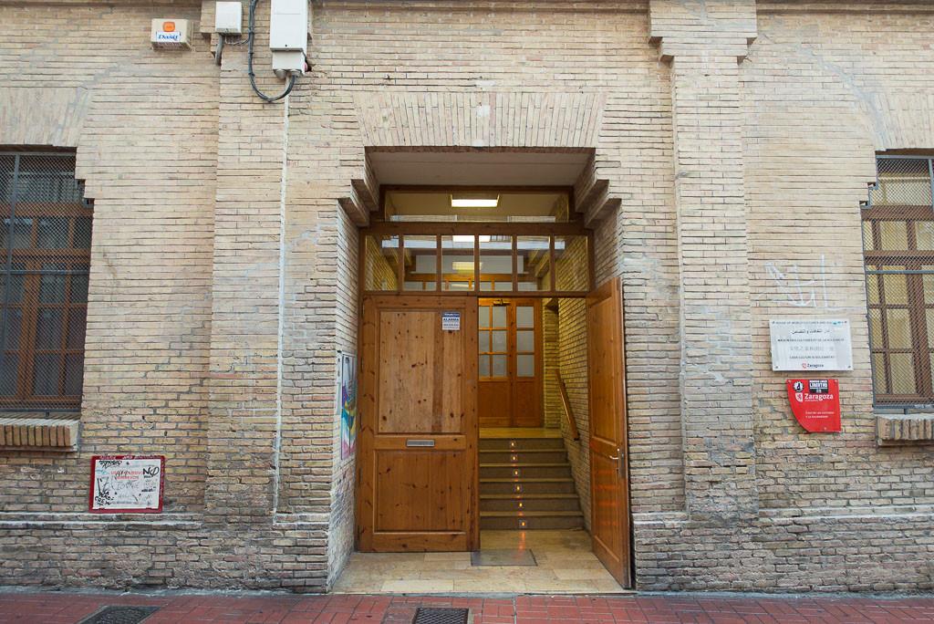 La estrategia Zaragoza ciudad Antirrumores, protagonista de las Fiestas del Pilar en la Casa de las Culturas