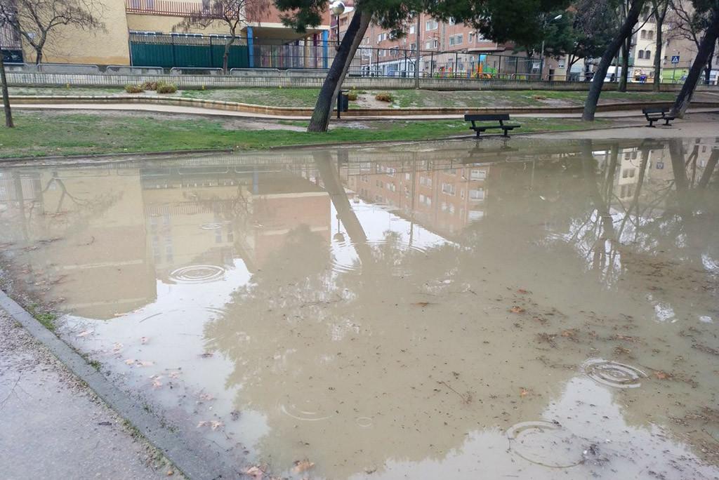 Suspendida la Cincomarzada por la lluvia