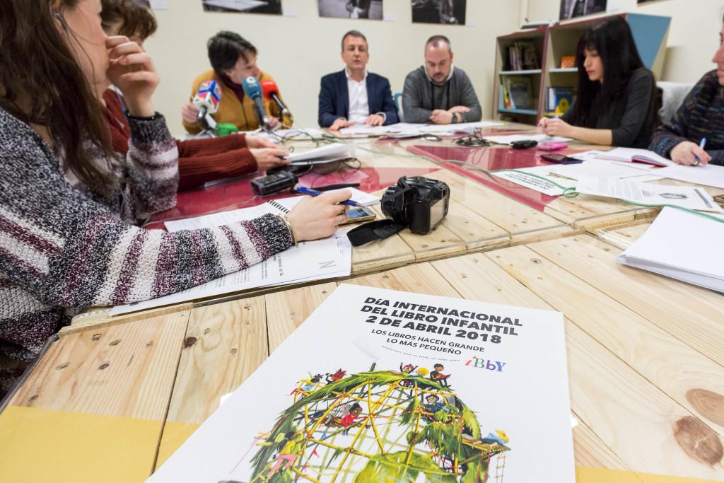 Zaragoza se une a la celebración del Día Internacional del Libro Infantil
