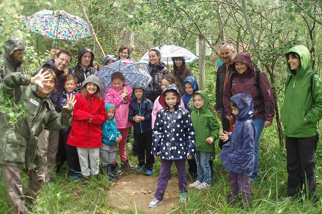 El Espacio Alfranca enseñará a los y las más pequeñas a disfrutar de la naturaleza esta Semana Santa