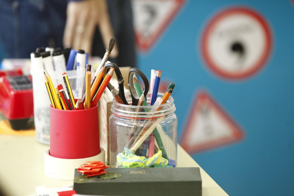 """El colectivo estudiantil CEPA presenta su campaña """"contra la escuela concertada"""""""