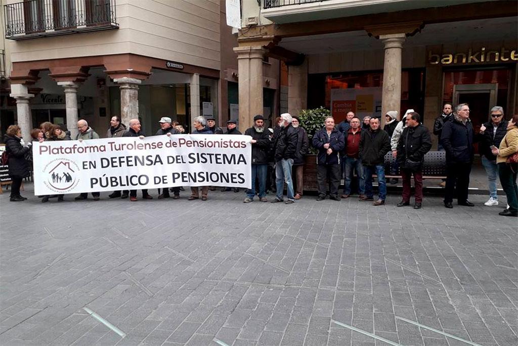 """El acuerdo sobre las pensiones alcanzado entre PP y PNV es un """"parche"""""""