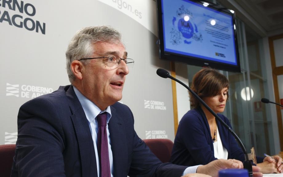 El Gobierno de Aragón gastó más de 100.000 euros para lavar la mala imagen del ICA